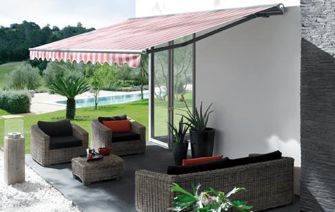 Lounge møbler og lounge markise